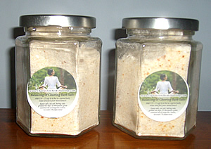 Relaxing, Natural Bath Salts near Charleston, SC