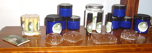 Soap, Lotion, and other Natural Personal Care Products